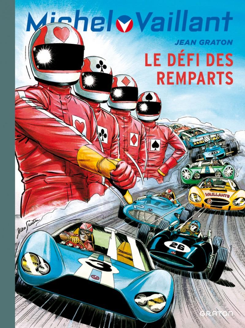 Michel Vaillant - tome 50 - Le défi des remparts