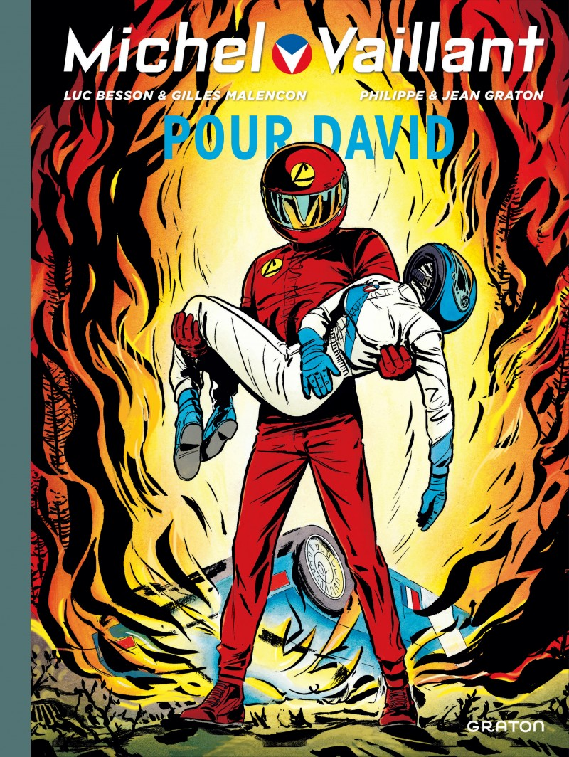 Michel Vaillant - tome 67 - Pour David