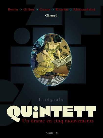 Quintett - L'intégrale - Un drame en cinq mouvements
