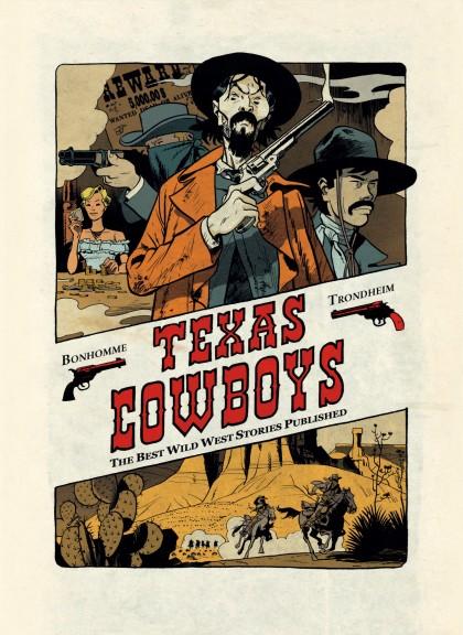 Texas Cowboys - Tome 1