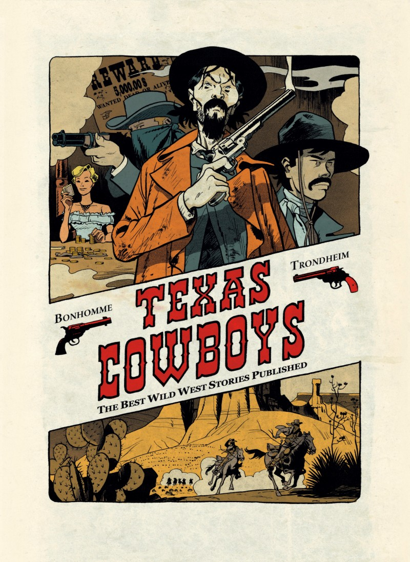 Texas Cowboys - tome 1 - Tome 1