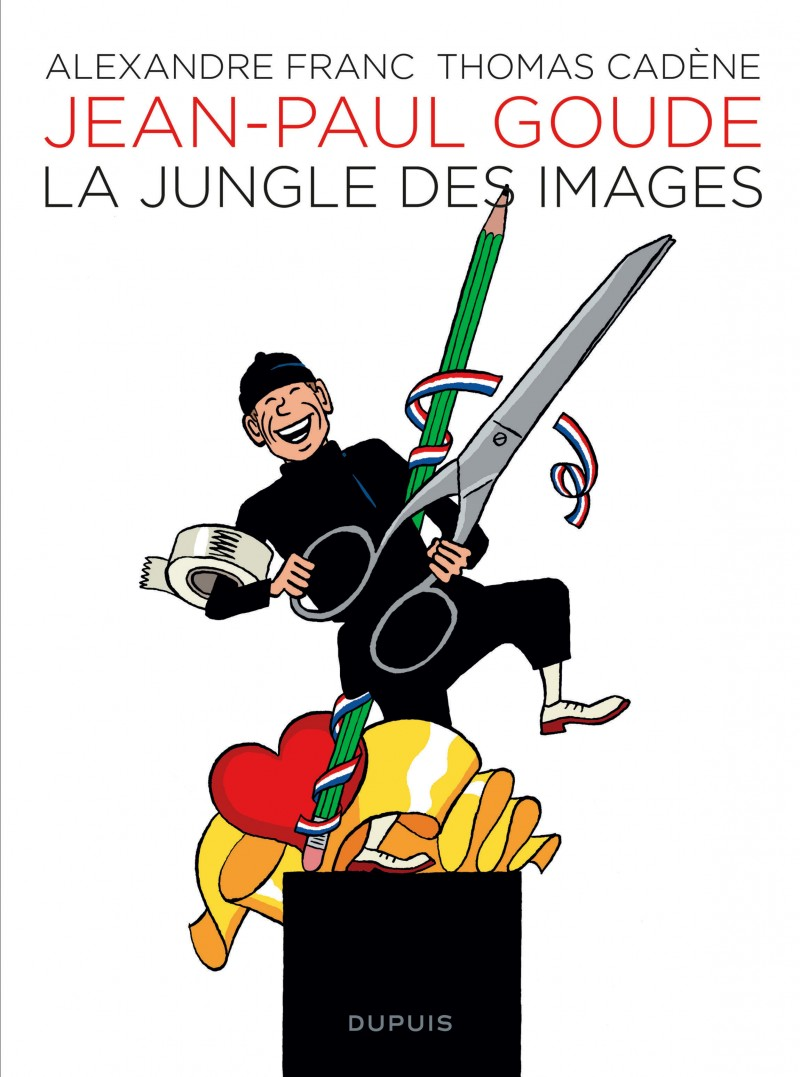 Biopic Jean-Paul Goude - La jungle des images
