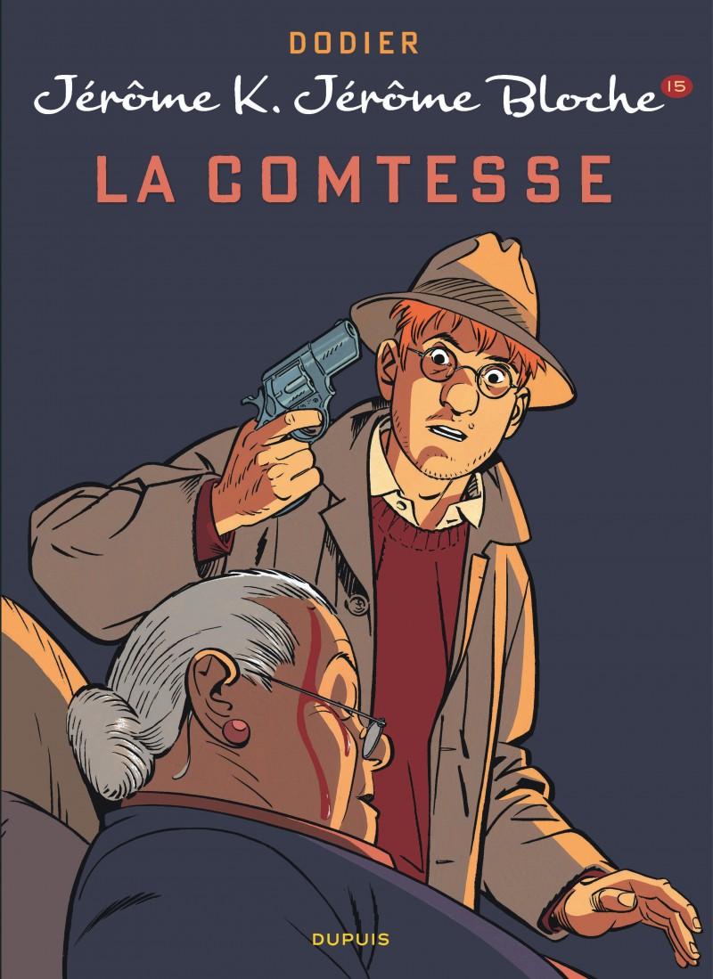 Jérôme K. Jérôme Bloche - tome 15 - La Comtesse