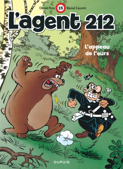 L'agent 212 - L'appeau de l'ours