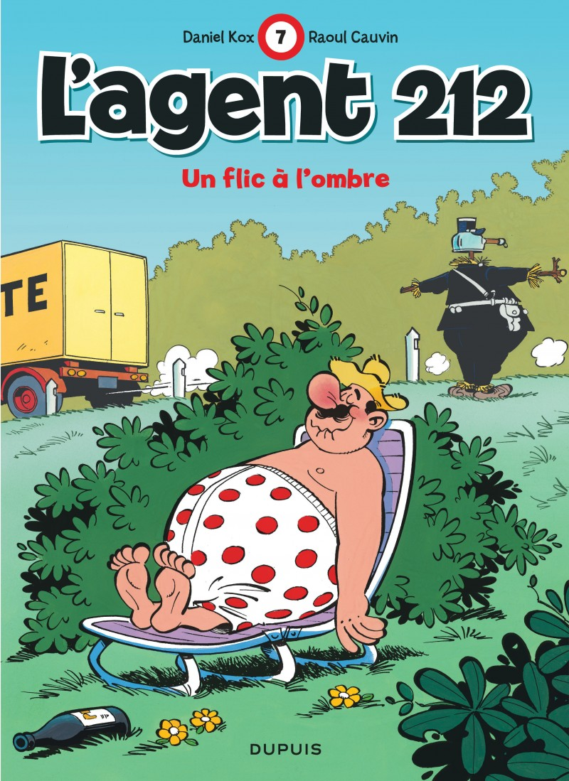 L'agent 212 - tome 7 - Un flic à l'ombre