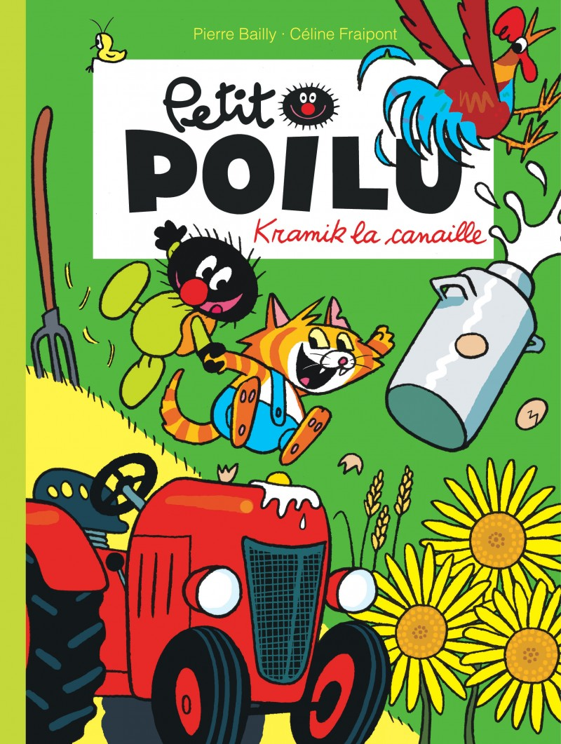 Petit Poilu - tome 7 - Kramik la canaille