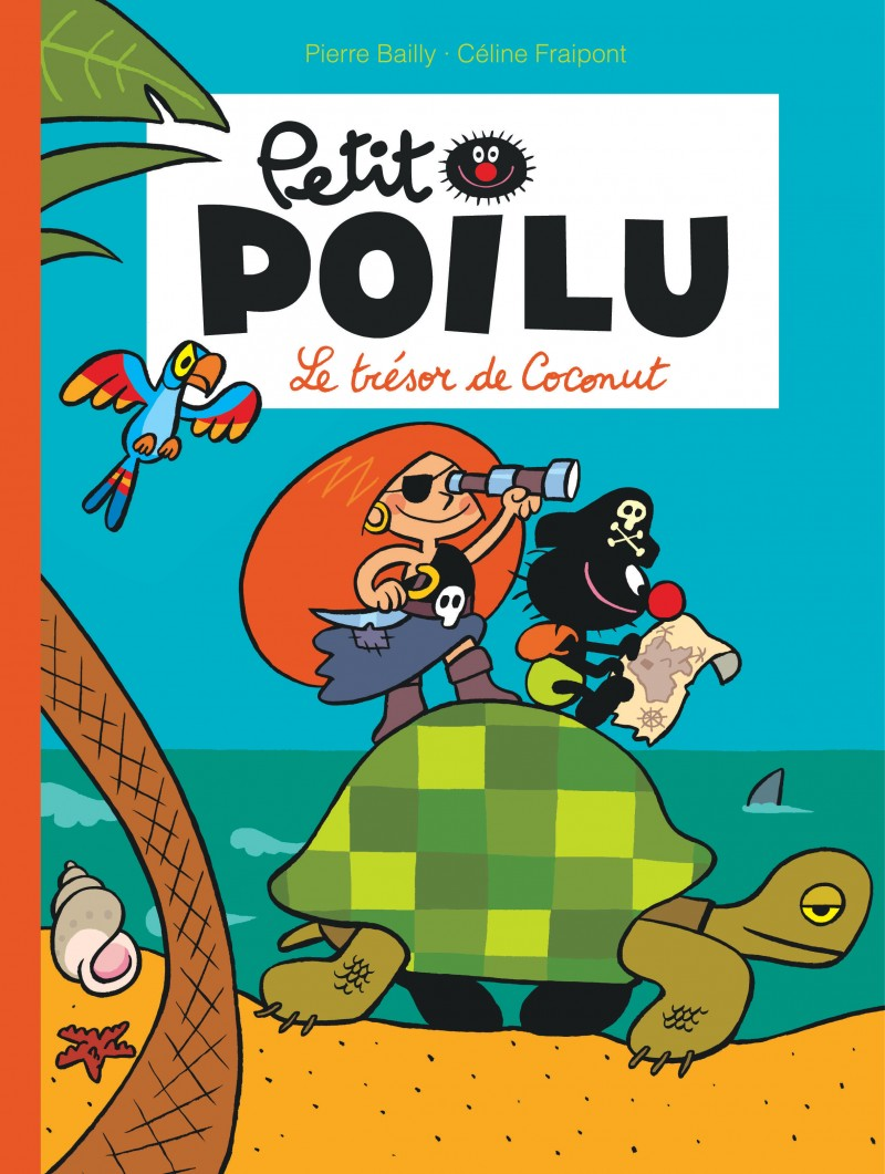 Petit Poilu - tome 9 - Le trésor de Coconut