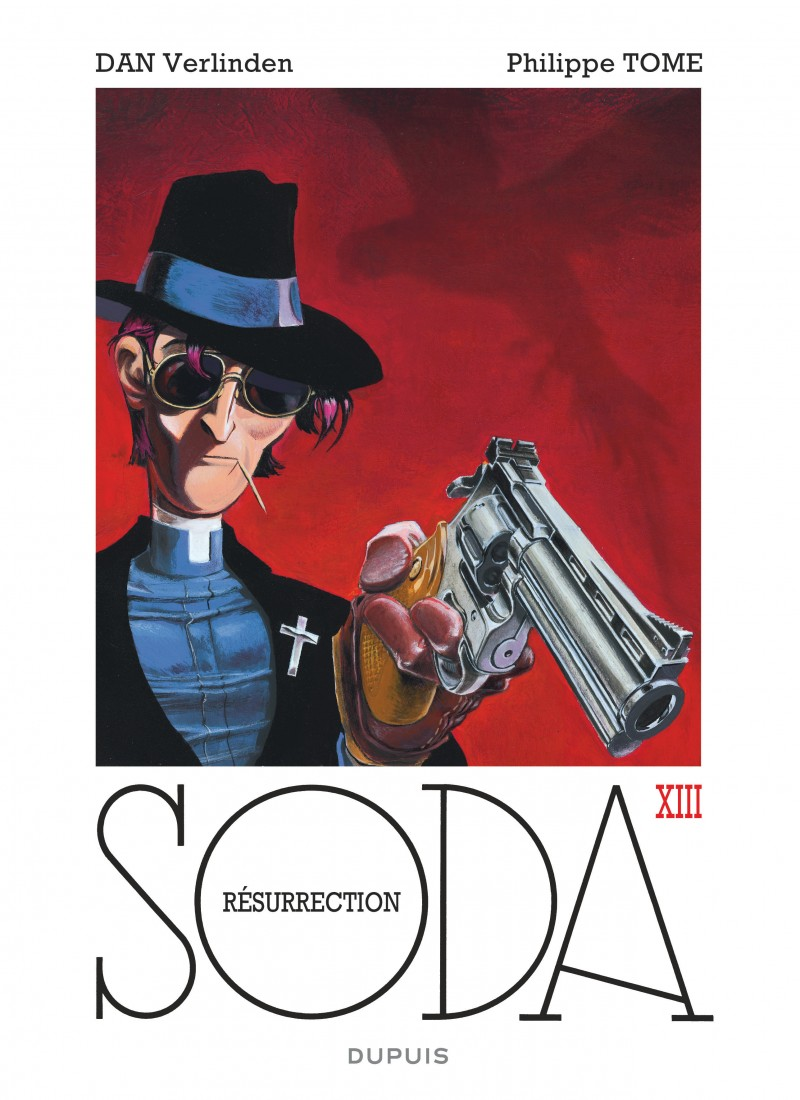 Soda - tome 13 - Résurrection