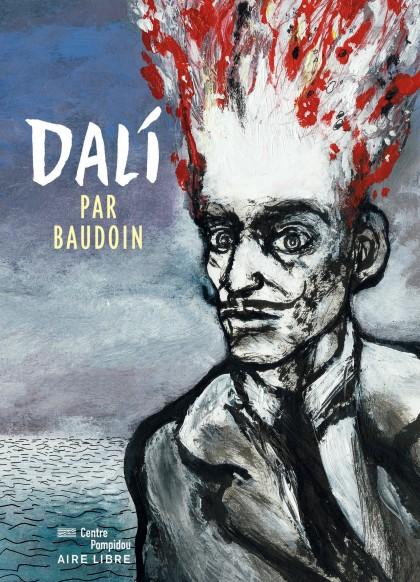 Dalí - Dali par Baudoin