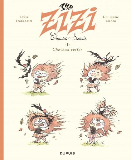 Zizi chauve-souris - Cheveux rester