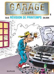 cover-comics-garage-isidore-tome-8-rvision-de-printemps