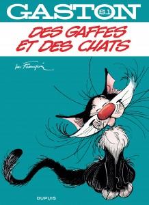 cover-comics-gaston-hors-srie-tome-1-des-gaffes-et-des-chats
