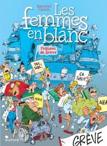 cover-comics-les-femmes-en-blanc-tome-9-piques-de-grve