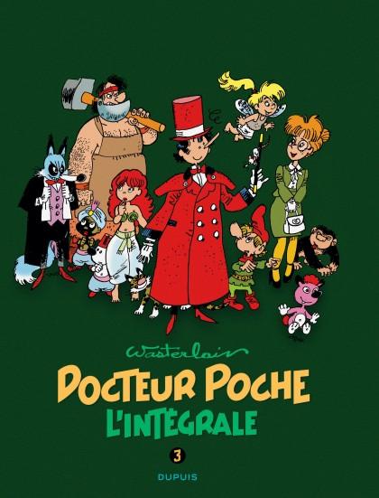 Docteur Poche - L'Intégrale - 1984-1989