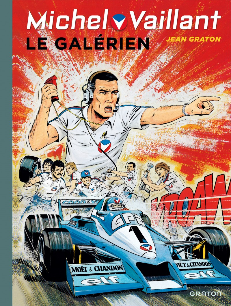 Michel Vaillant - tome 35 - Le galérien