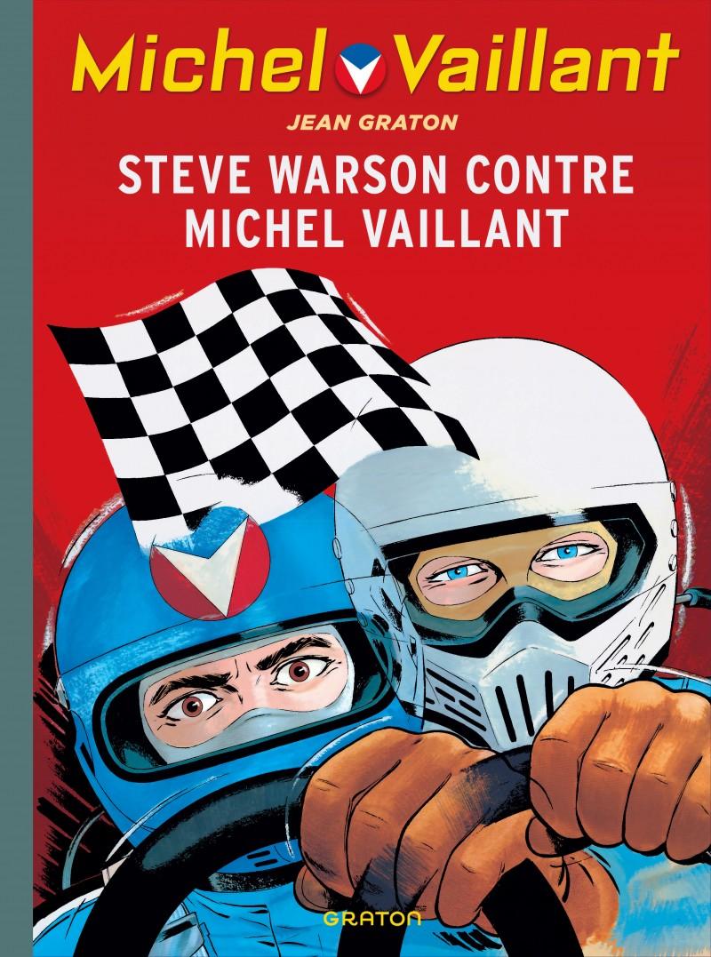 Michel Vaillant - tome 38 - Steve Warson contre Michel Vaillant