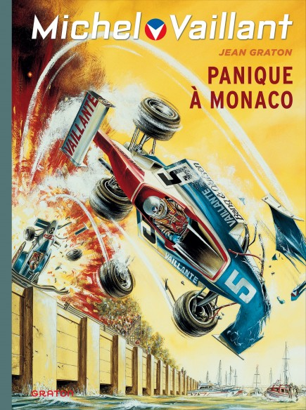 Michel Vaillant - Panique à Monaco