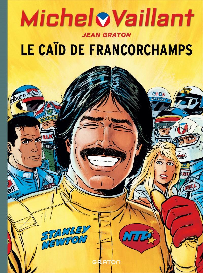 Michel Vaillant - tome 51 - Le caïd de Francorchamps