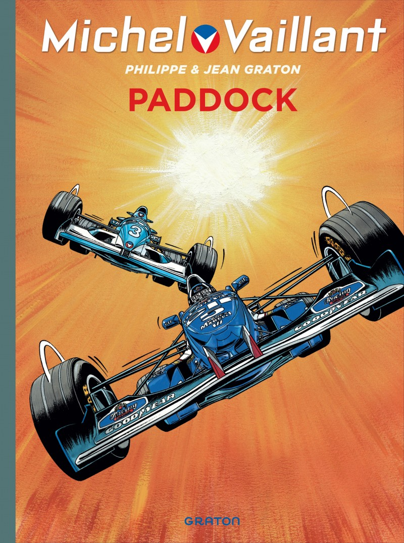 Michel Vaillant - tome 58 - Paddock