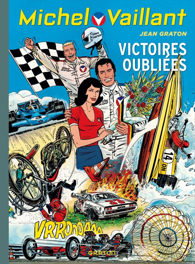 Michel Vaillant - tome 60 - Victoires oubliées
