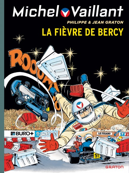 Michel Vaillant - La fièvre de Bercy