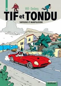 cover-comics-tif-et-tondu-8211-l-8217-intgrale-tome-11-sortilges-et-manipulations
