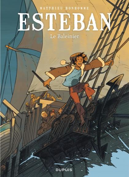 Esteban - Le baleinier