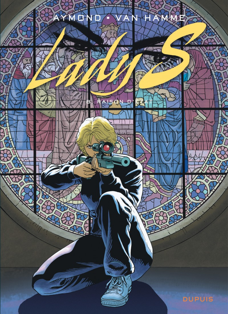 Lady S - tome 8 - Raison d'État