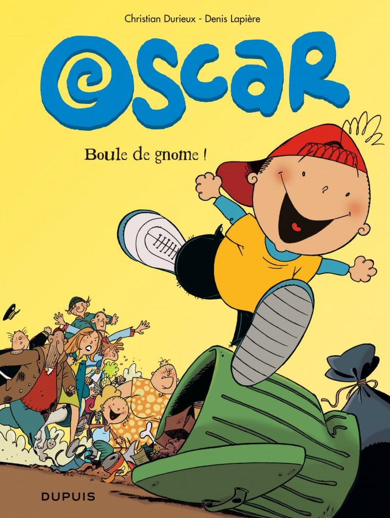 Oscar - tome 1 - Boule de gnome !