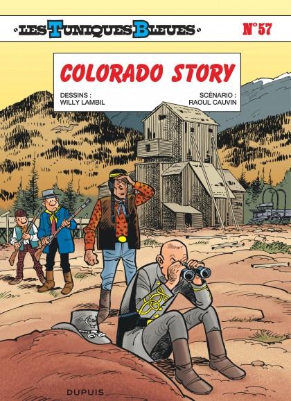 Les Tuniques Bleues - Colorado Story