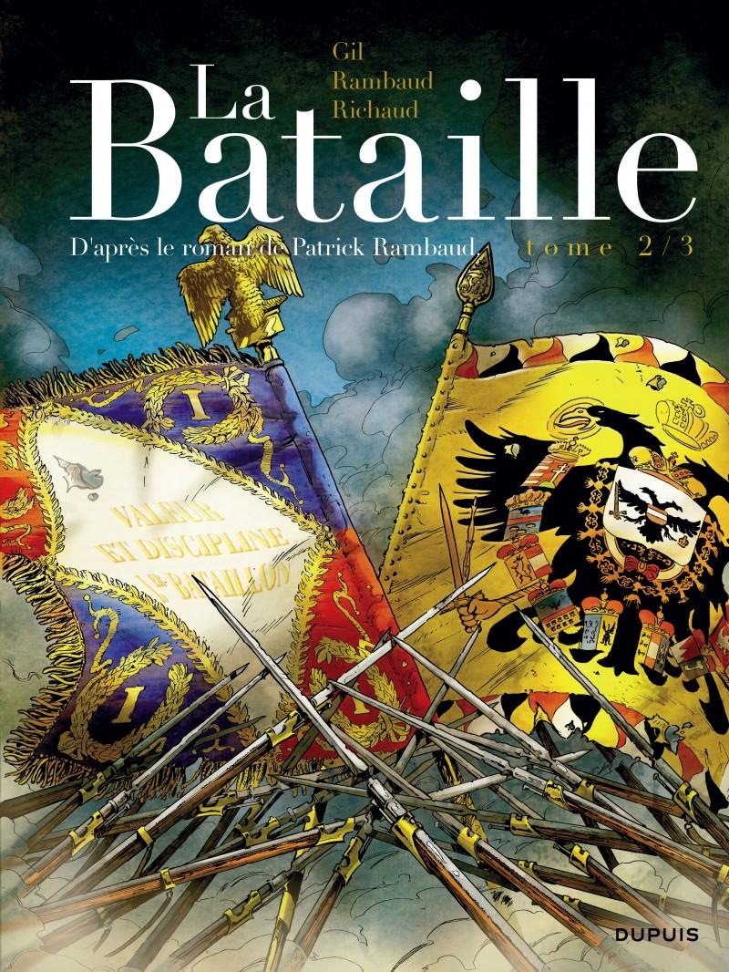 La Bataille - tome 2 - Tome 2