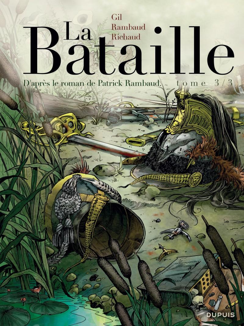 La Bataille - tome 3 - Tome 3