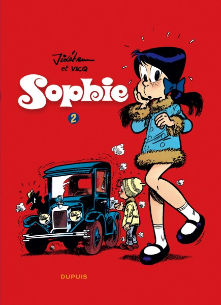 Sophie - l'intégrale - Sophie, L'Intégrale - tome 2