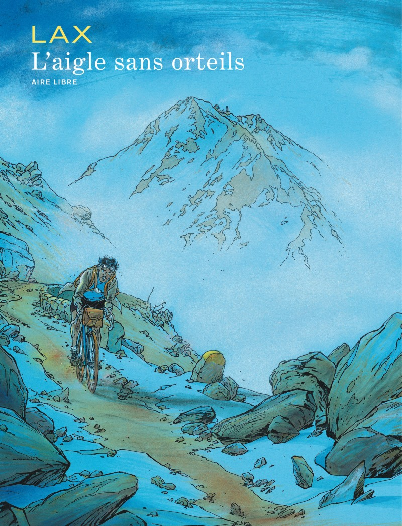 The Eagle With No Claws - L'Aigle sans orteils