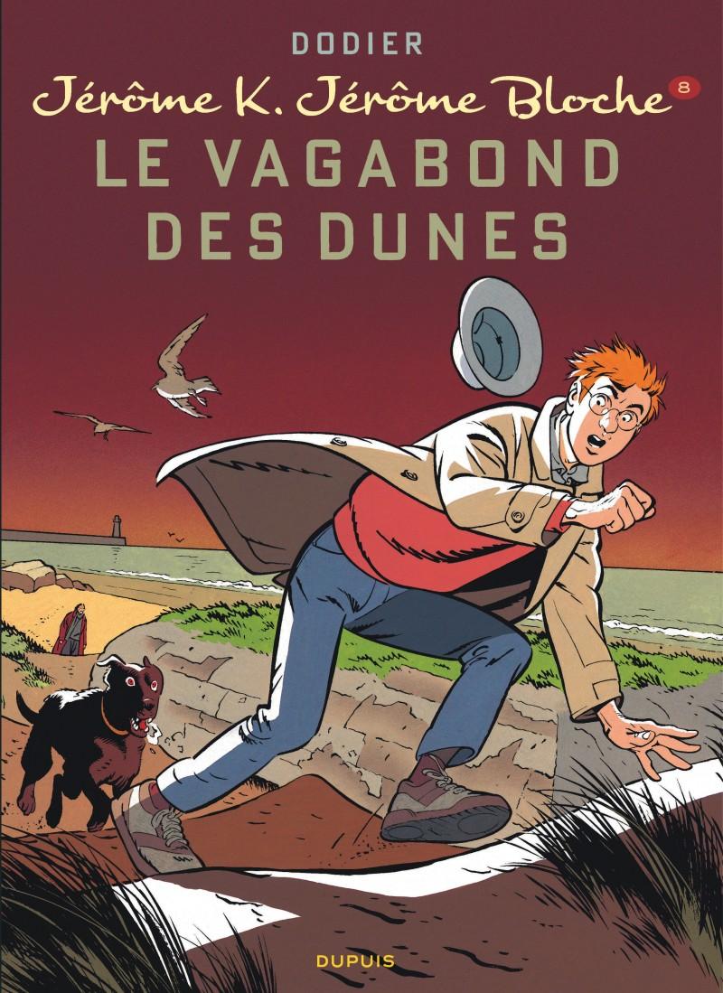 Jérôme K. Jérôme Bloche - tome 8 - Le Vagabond des dunes