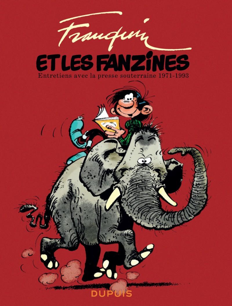 Franquin Patrimoine - Franquin et les fanzines