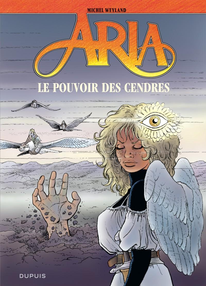 Aria - tome 35 - Le pouvoir des cendres