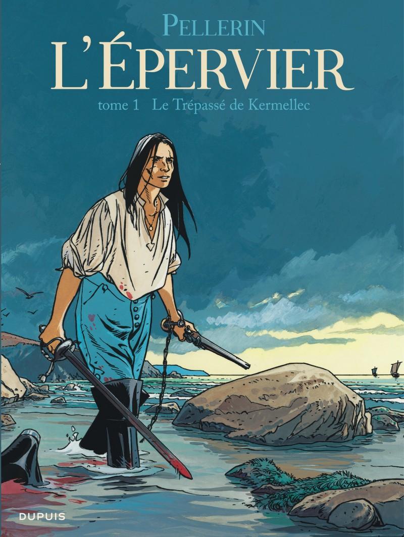 Epervier (L') - tome 1 - Le Trépassé de Kermellec