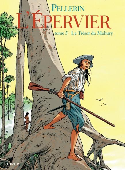 Epervier (L') - Le Trésor du Mahury