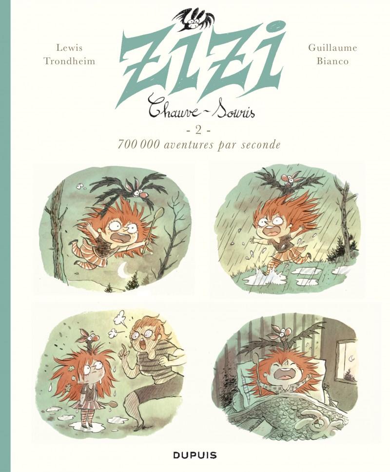 Zizi the Bat - tome 2 - 700 000 aventures par seconde