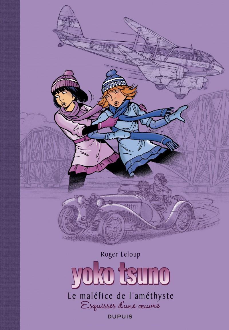 Yoko Tsuno - tome 26 - Le maléfice de l'améthyste