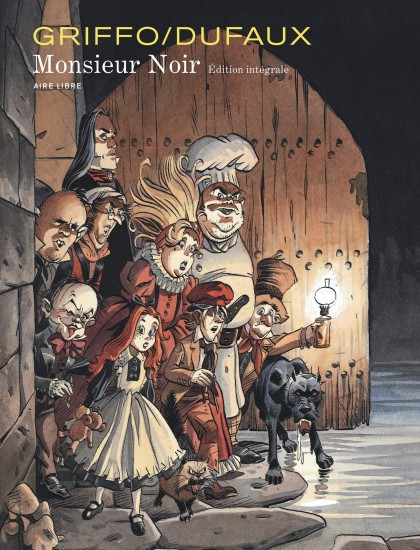 Monsieur Noir Intégrale - Monsieur Noir (édition intégrale)