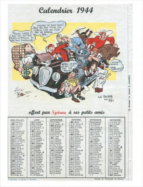 La Véritable Histoire de Spirou (1937-1946)