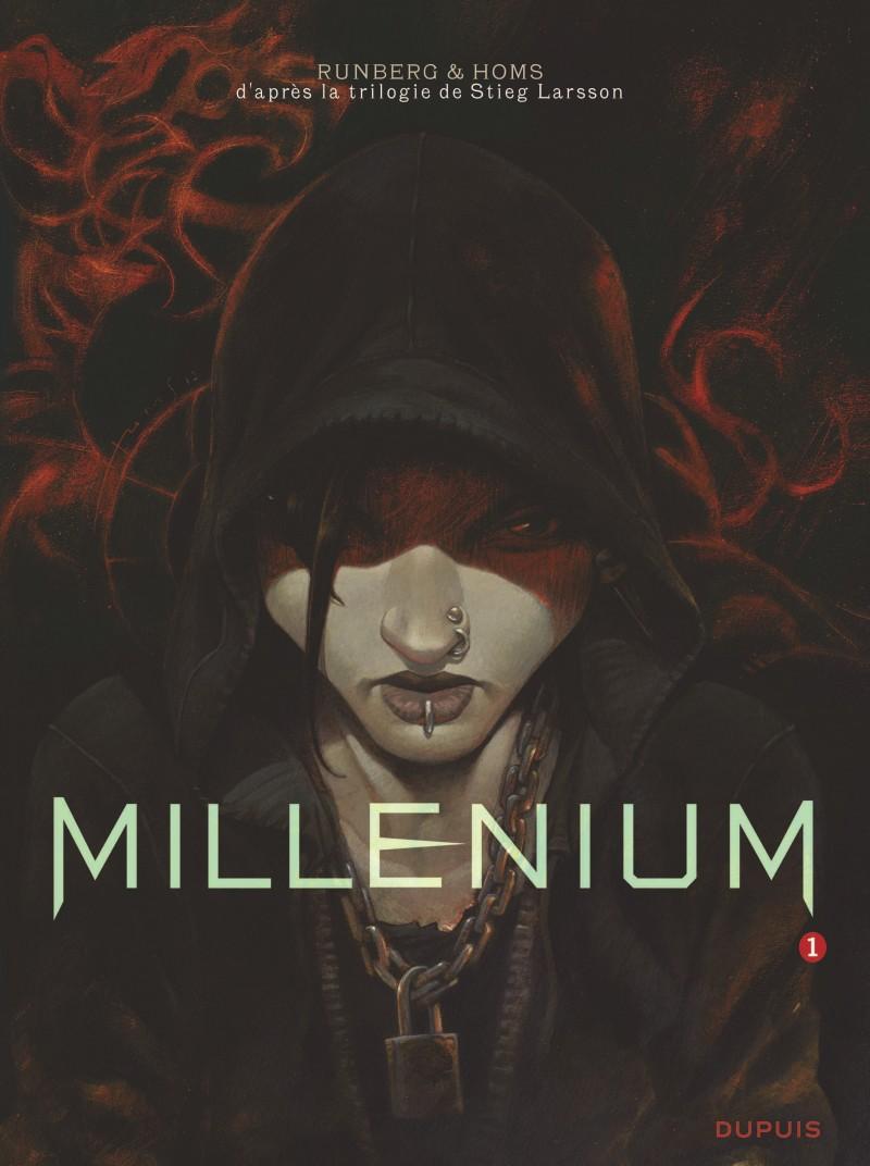 Millénium - tome 1 - Millénium 1