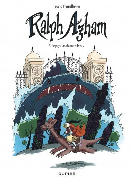 Ralph Azham - Le Pays des démons bleus