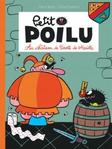 cover-comics-petit-poilu-tome-13-au-chteau-de-crotte-de-maille