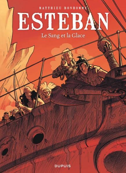 Esteban - Le Sang et la Glace