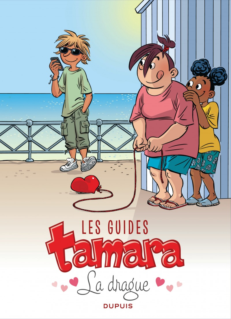 Les guides Tamara  - tome 1 - La drague