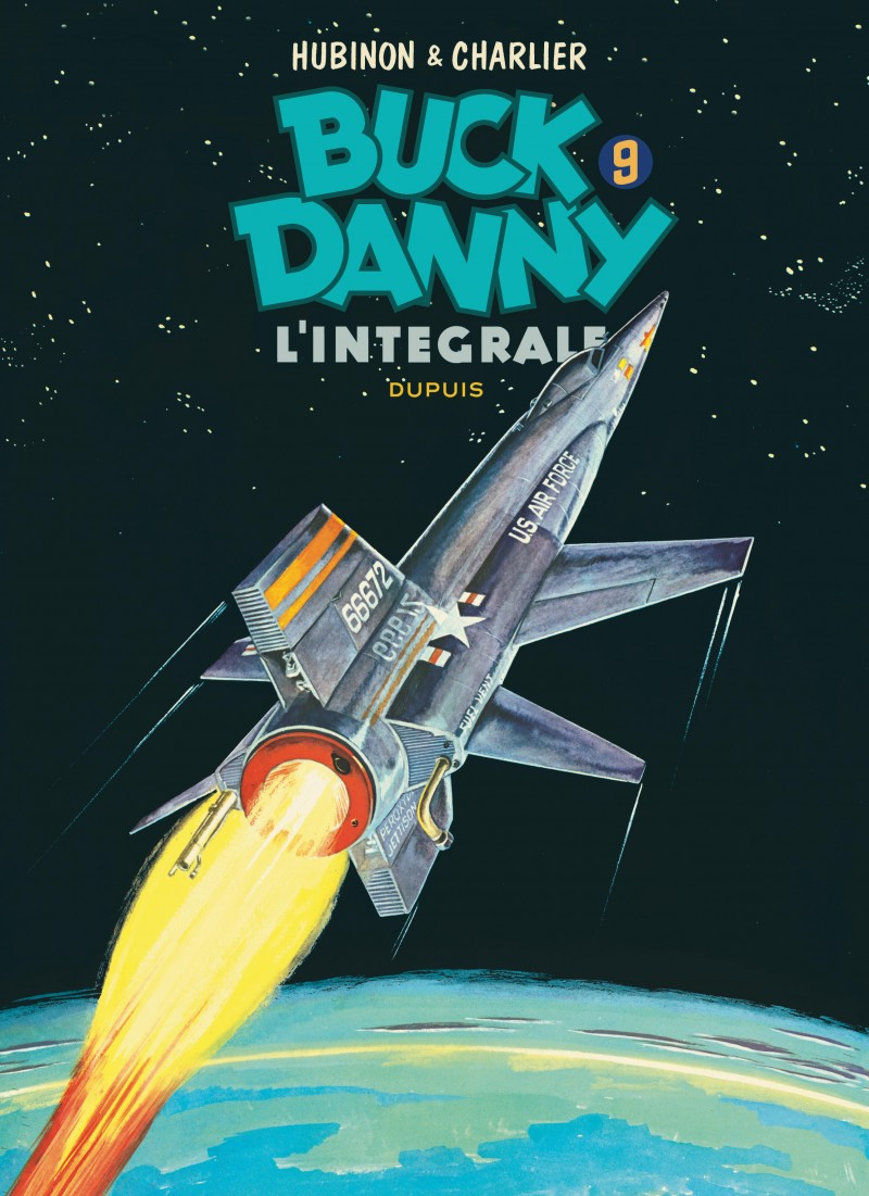 Buck Danny - L'intégrale - tome 9 - Buck Danny - L'intégrale - Tome 9
