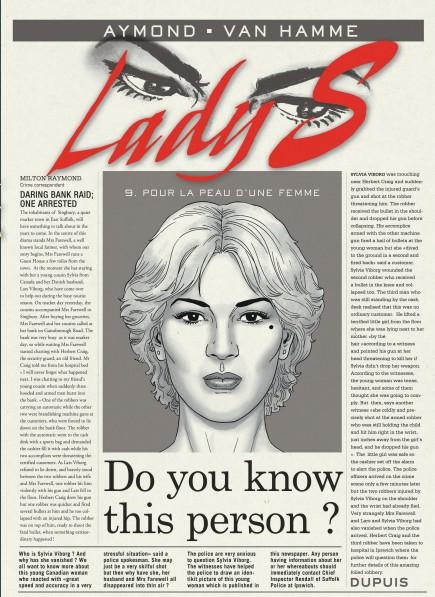 Lady S. - Pour la peau d'une femme